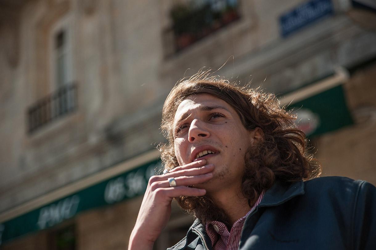 Luc Reynaldo, Graphiste, Illustrateur et Peintre à Bordeaux.