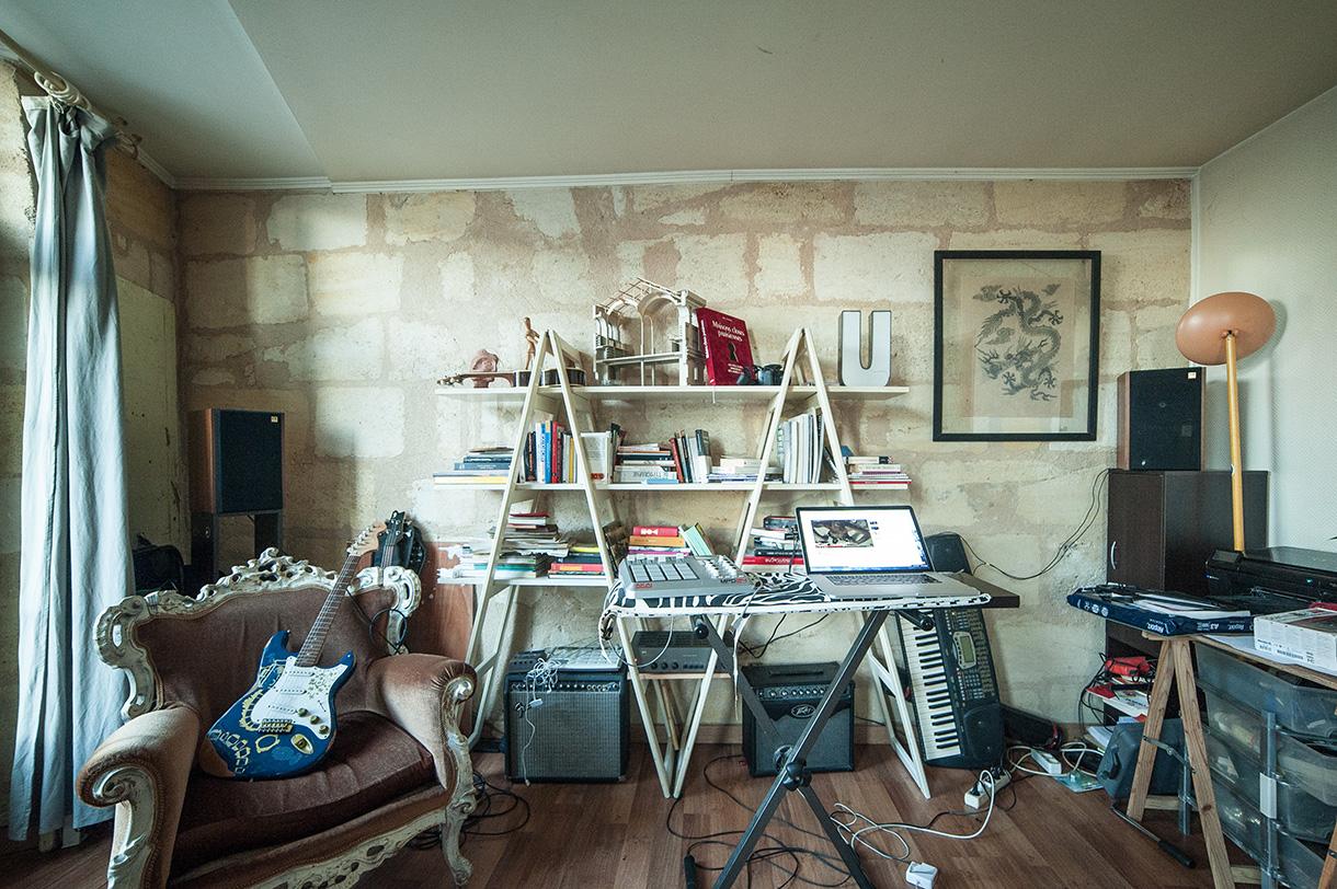 Max Pan, Designer sonore et Designer Visuel à Bordeaux.