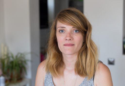 Amandine Urruty, Illustratrice à Paris. Photo de Florian Lavie-Badie pour 10point15.