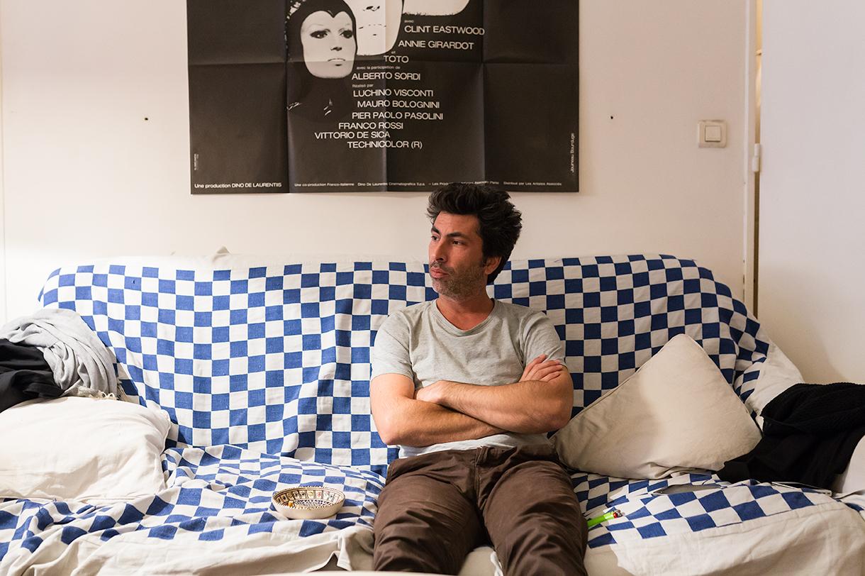 Victor Kiswell, Collectionneur, DJ et Reporter à Paris.