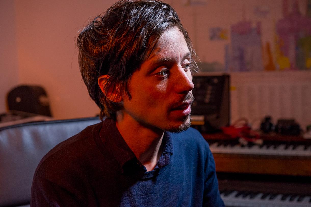 Olivier Marguerit, Compositeur et Musicien à Paris.
