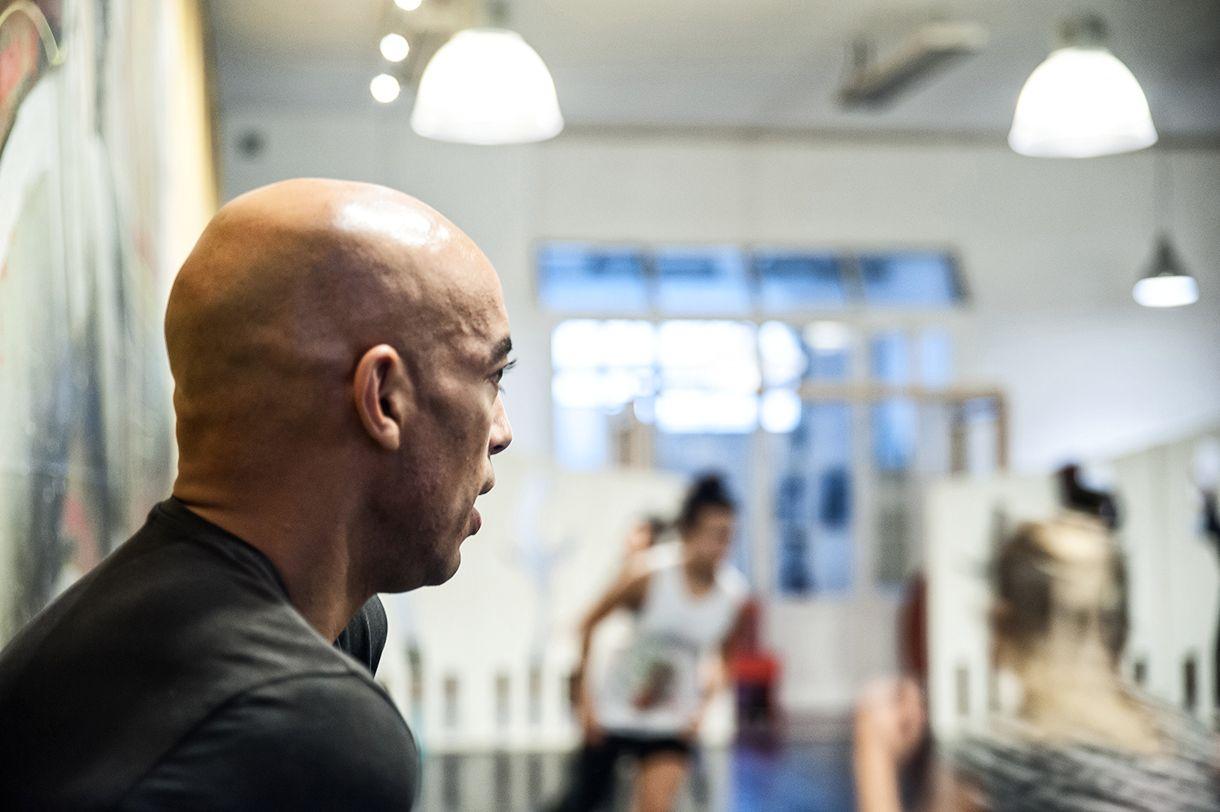 Hamid Ben Mahi, Chorégraphe et Danseur à Bordeaux.