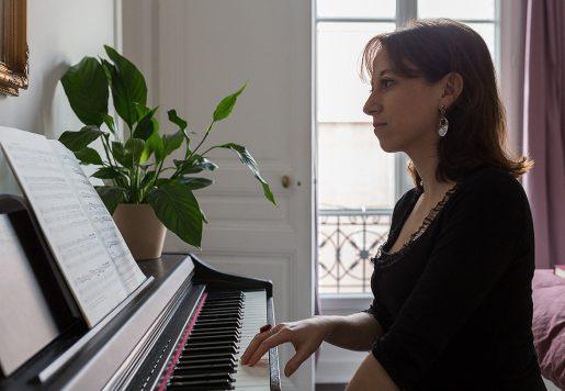 Gaëlle Mallada, Chanteuse Lyrique à Clichy.