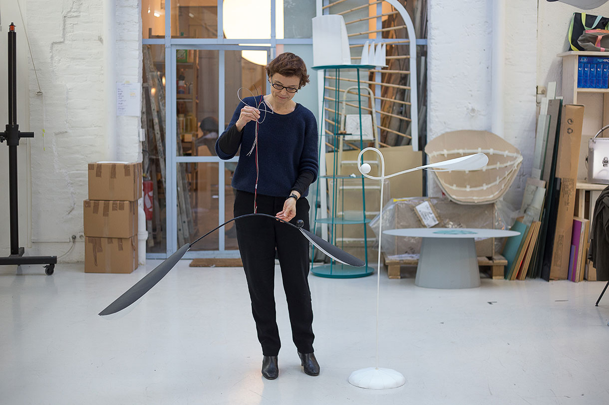 Constance Guisset, Designer et Scénographe à Paris.
