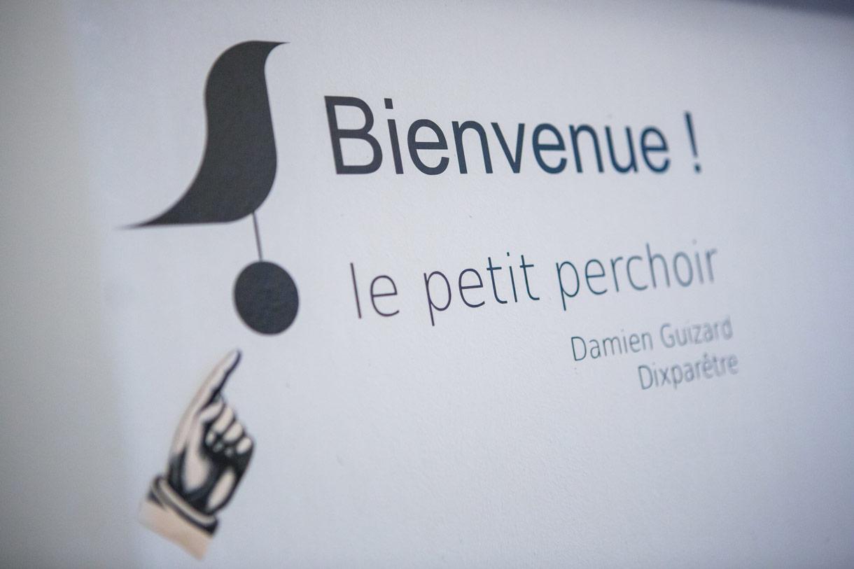 Damien Guizard, Designer et Enseignant à Toulouse.