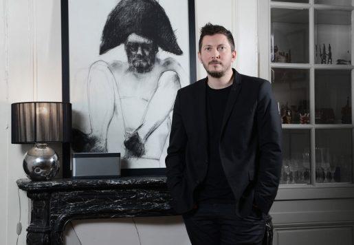 David Bobée, Directeur et Metteur en scène à Rouen.