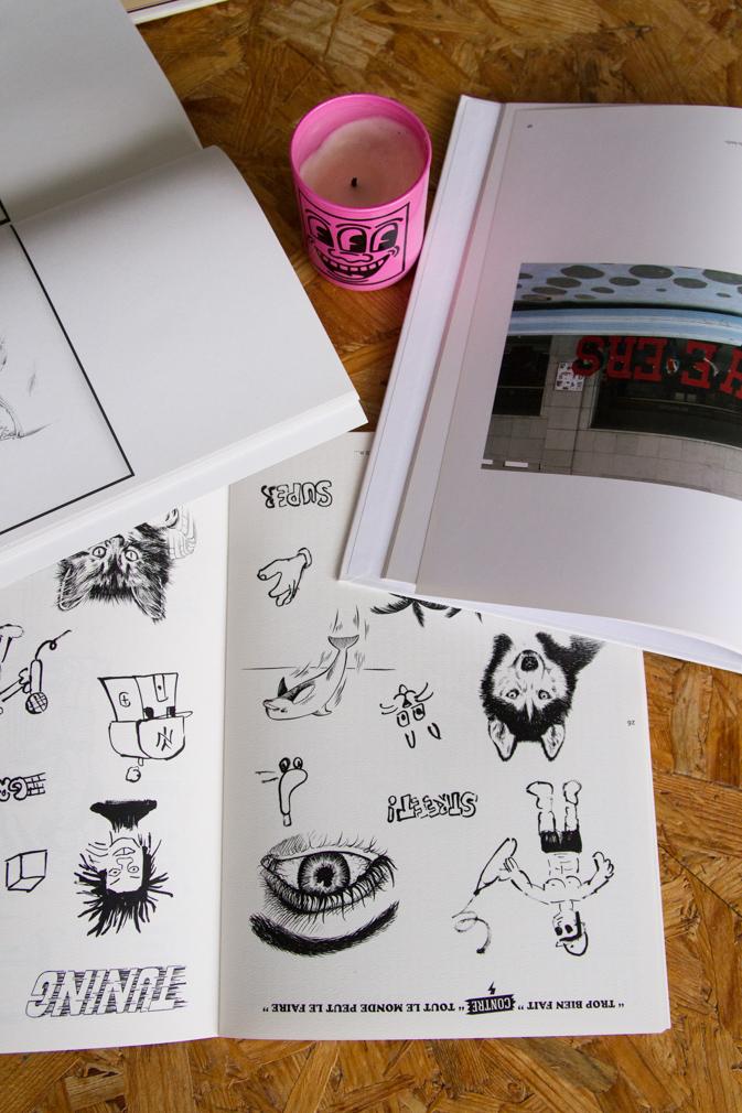 Pablo Cots, Graphiste, Illustrateur et Peintre à Les Lilas.