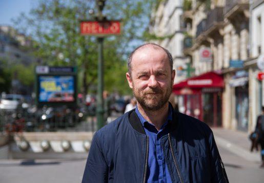 Hugues Micol, Dessinateur et Illustrateur à Paris. Photo de Aurélien Sanchez pour 10point15.