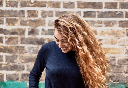 Serena Gili, Designer et Styliste à Londres.