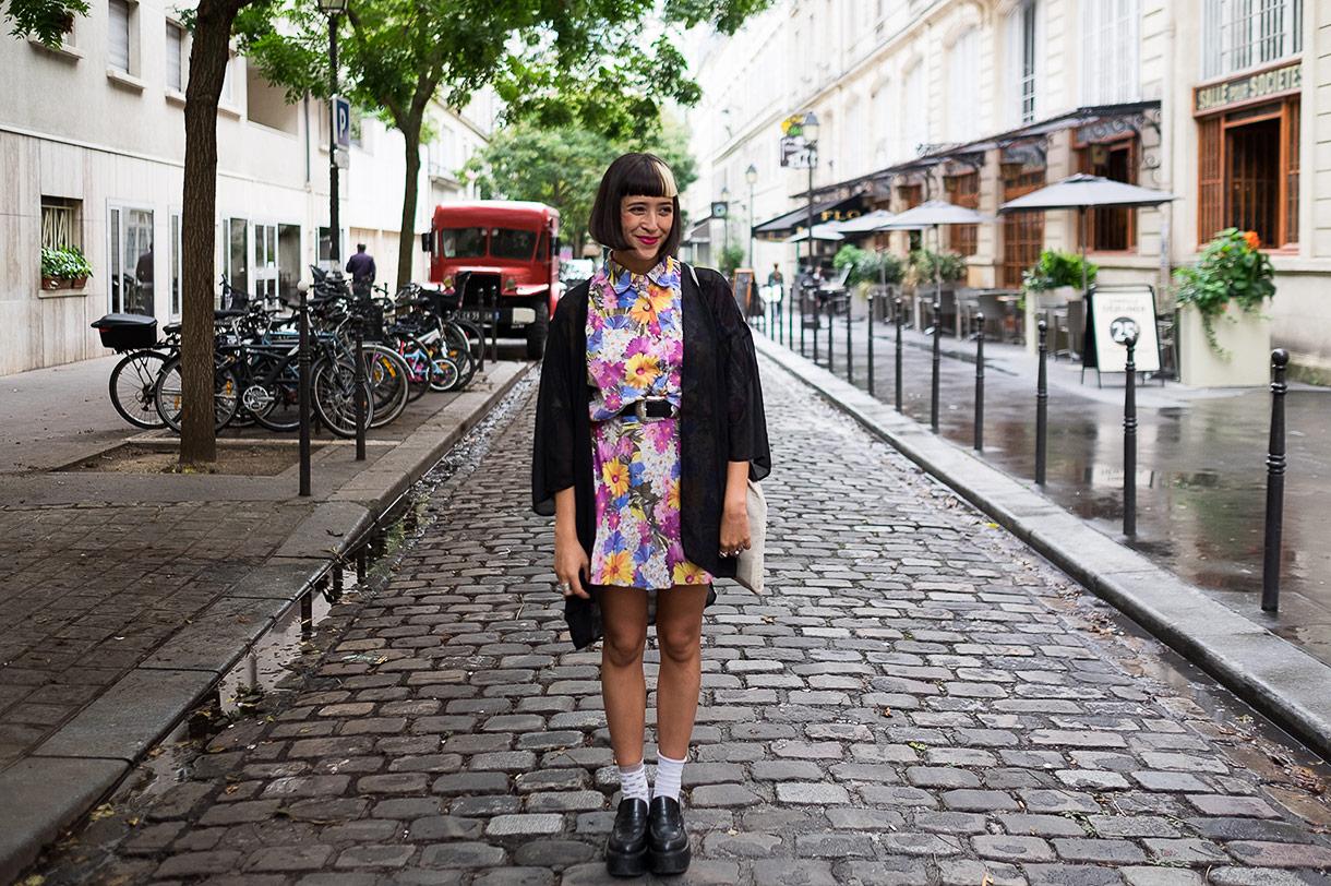 Morgane Ortin, Chroniqueuse et Éditrice à Paris.