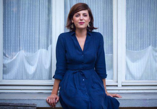 Anaïs Tanguidé-Sablon, Modéliste et Styliste à Bordeaux.
