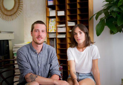 Sarah Espeute & Aurélien Jesel, Éditeur et Imprimeur à Paris.