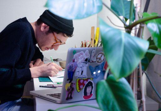 Thibaut Gleize, Dessinateur et Illustrateur à Bordeaux.
