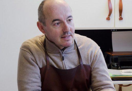 Franck Tressens, Malletier à Bordeaux.