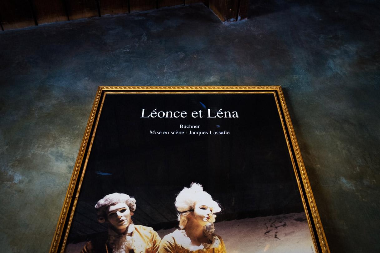 Cécile Léna, Scénographe à Bordeaux.