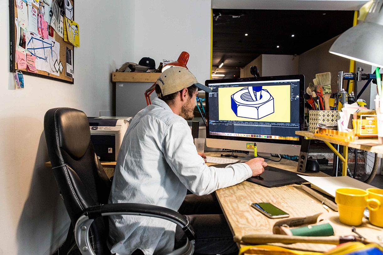 Christophe Luez, Designer et Graphiste à Bordeaux.